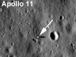 apollo 11 site