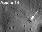 apollo 14 sight