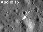 apollo 15 site